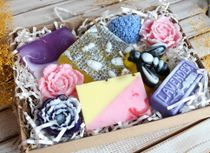 Handmade Soap Gift Set Honey