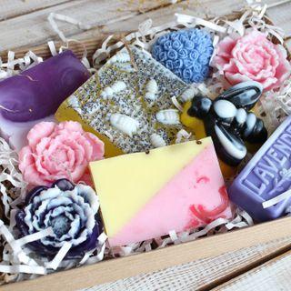 Handmade Soap Gift Set Honey