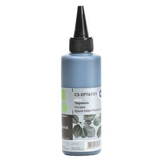 CACTUS ink (CS-EPT6731) for CISS EPSON L800 / L810 / L850 / L1800, black, 0.1 l