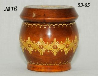 Vyatka souvenir / Inlaid brother