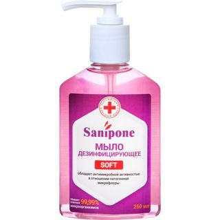 Sanipone / Sanipone Soft liquid soap 250 ml