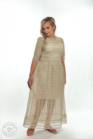 Dress women's lace С2415Л