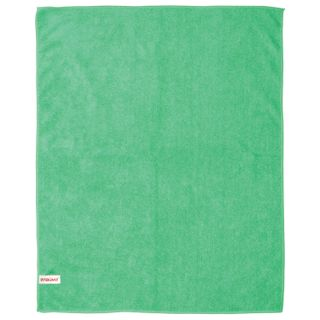 LIMA / Cloth for cleaning the floor, dense microfiber, 50x60 cm, green