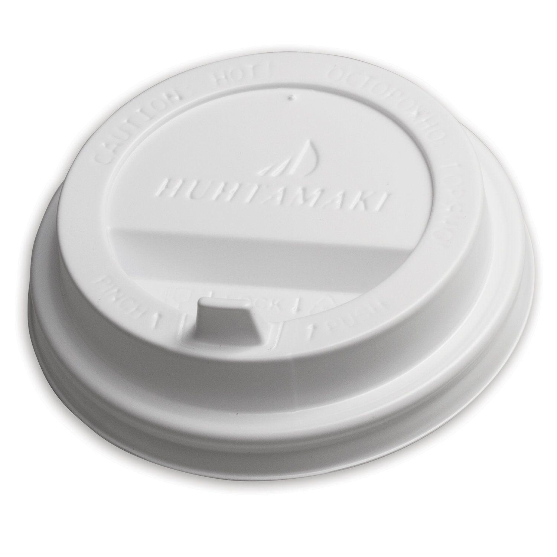 HUHTAMAKI / Disposable cup lid (diameter d-80), PS SP9, DW9, SET 100 pcs.