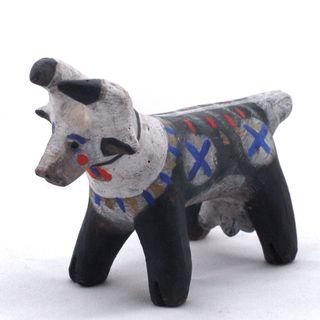 Kargopol clay toy Cow