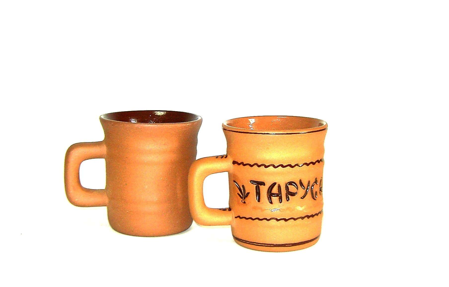 Tarusa artist / Mug for kvass, 0.3l