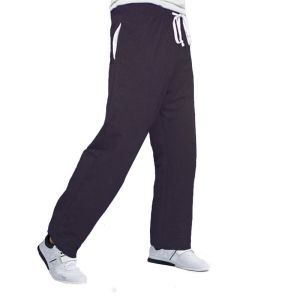 Men's sports trousers with pockets footer