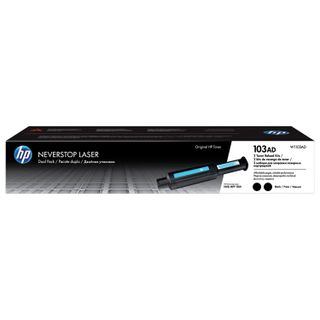 HP (W1103AD) Neverstop Laser 1000a / 1000w / 1200a / 1200w Refueling Kit 2-piece KIT Original
