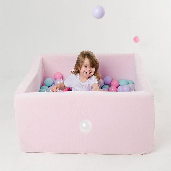 "Romana / Dry pool ""Airpool BOX"", pink"