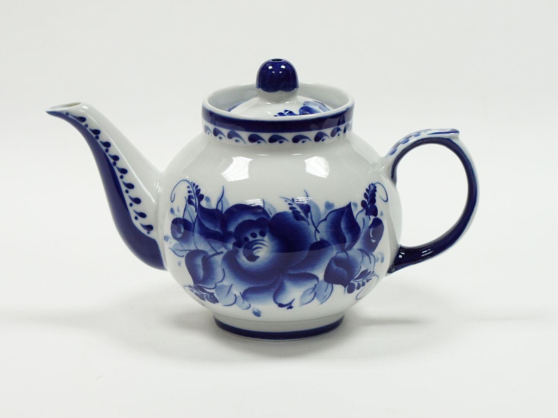 Dulevo Porcelain / Teapot 700 ml Ruby