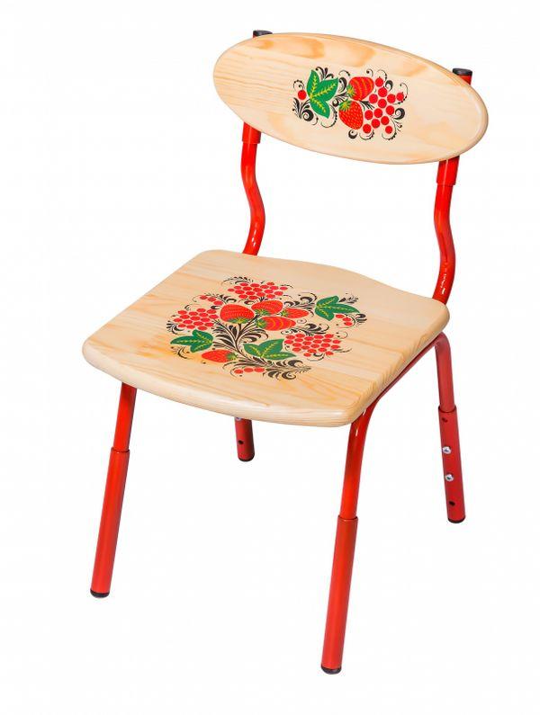 Chair wooden child's 'Buddy' 550(300)х300х290 mm