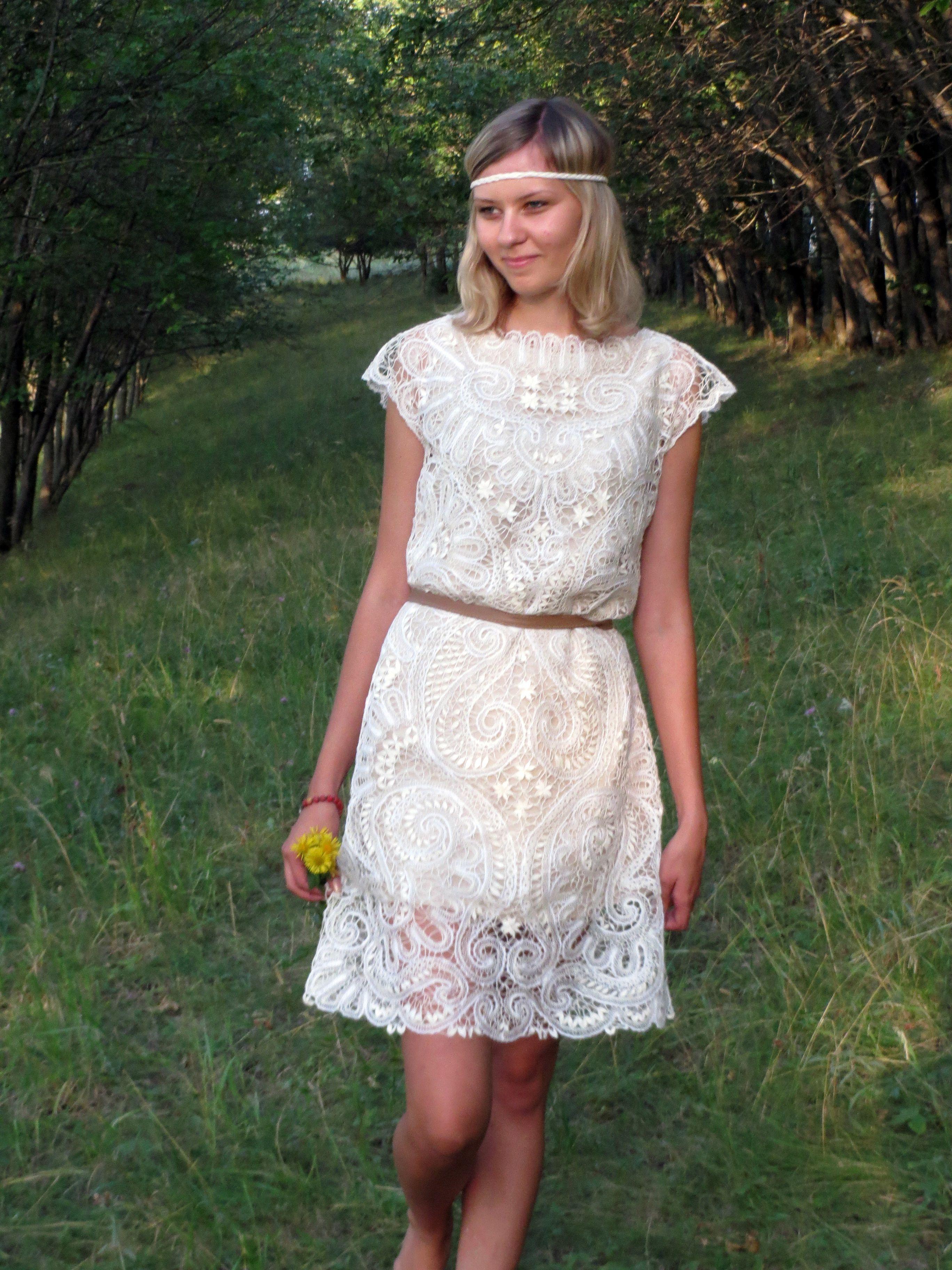 """Dress """"Russian fairy tale"""""""