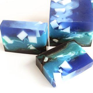 Men's solid shower gel Sea bar 0.9 kg milotto003612