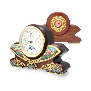 Rostov enamel / Table clock