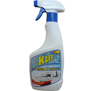 Cleaner for the kitchen CLER 500ml spray