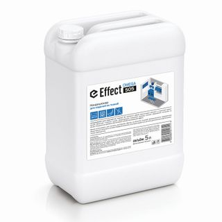 5 kg laundry rinse, EFFECT Omega 505, concentrate