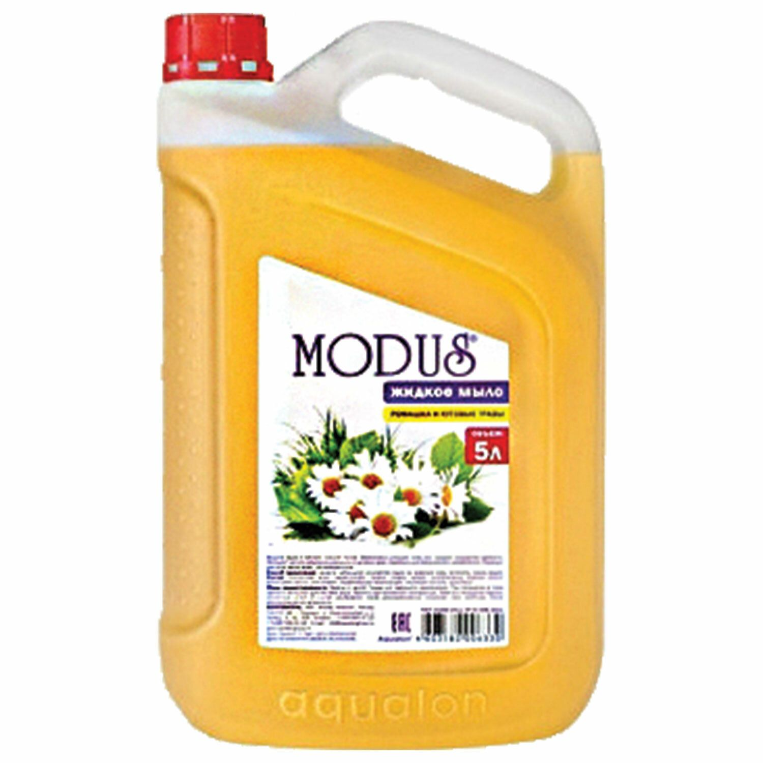 "Liquid soap 5 litre MODUS ""Daisy and meadow grass"""