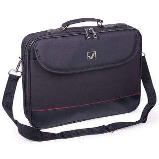 Bag business BRAUBERG Profi, 30х40х7 cm, compartment for tablet and notebook 15.6