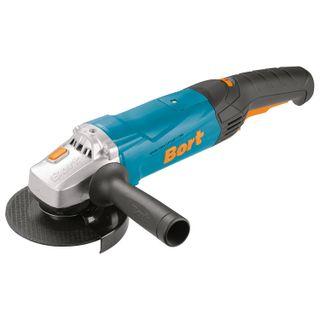Machine grinding angular, 1200 W, drive 125 mm, 11000 rpm, BORT BWS-1200U-SR