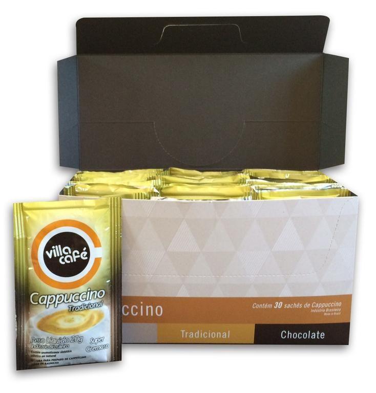 Cappuccino sachet 20 g (in a box of 30 pieces)