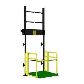 Elevator of vertical movement PW-1ShR. 1300 x 3000 x 250mm