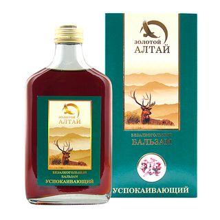"""Balsam Golden Altai """"Soothing"""""""