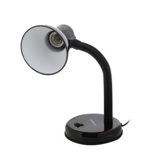 SONNEN / Table lamp OU-203, on a stand, base E27, black