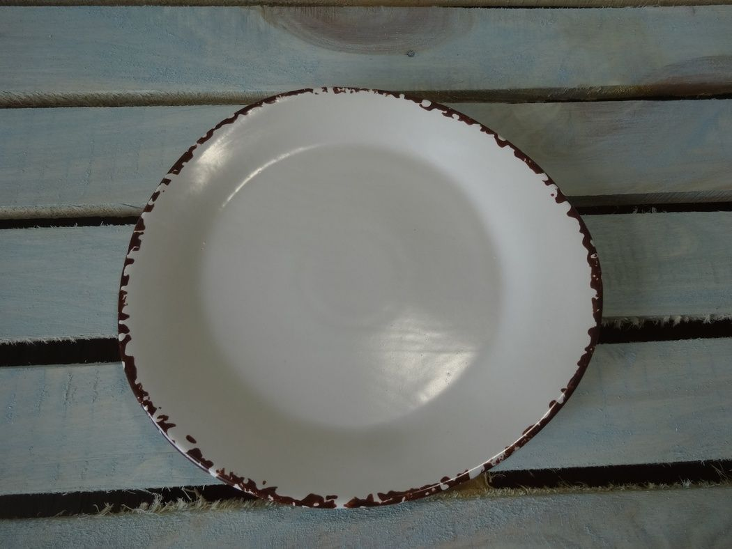 """Horex / Plate """"Antica Perla"""" pietra media 5 pcs."""