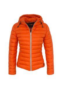 Jacket women's Nooca orange