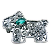 Brooch 10053 'Dog'