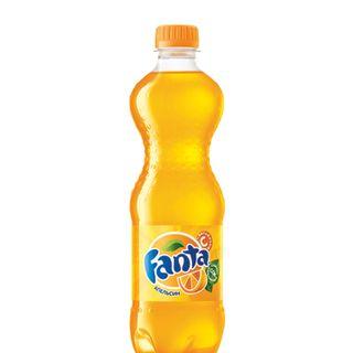FANTA / Carbonated drink Fanta, plastic bottle 0.5 l