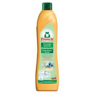 "ECO cleaning agent FROSCH ""Orange"" (Germany) milk 500 ml"
