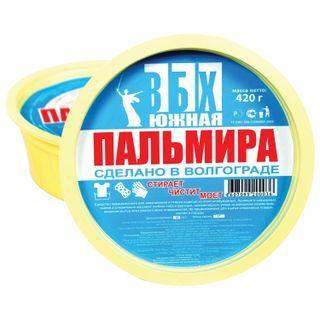 Cleaner YUZHNAYA PALMIRA paste VOLGOGRAD 420 g