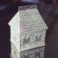 """Kazakovskaya Filigree / Souvenir """"Hut"""" silvering - view 1"""