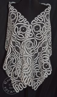 Scarf womens lace С666