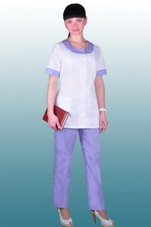 "Medical suit ""Lilac"""