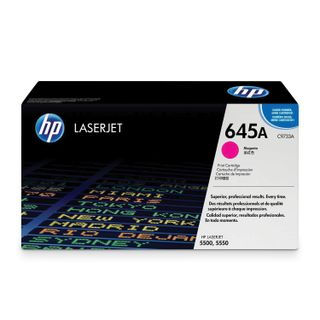 HP Magenta 5500/5550 Magenta Original Toner Cartridge (C9733A) 12,000 pages