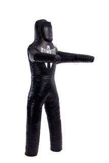 "Dummy ""two-legged"" series ""PROS"" made of genuine leather (130 cm / 22-25 kg)"