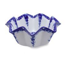 Bowl Lotus, the average 2nd grade, Gzhel Porcelain factory