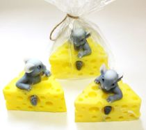 Handmade soap in honor of the fine to