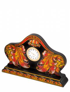 "Table clock ""Bells"""