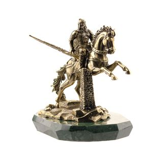 Figurine Sosruko on the stand