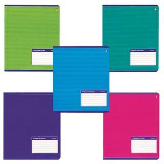 Notebook A5, 48 sheets, ALT, staple, line, selective varnish,