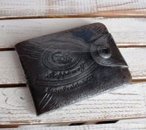 Purse wallet - men's handmade soap