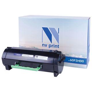 Laser cartridge NV PRINT (NV-60F5H00) for LEXMARK MX310dn / MX410de / MX611dhe / MX511dhe, yield 10,000 pages