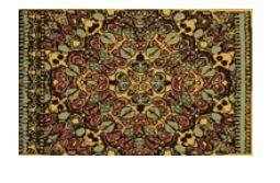 "LA`AL Textiles / Carpet ""Atlas V2-2020"", 100 x 150 cm"