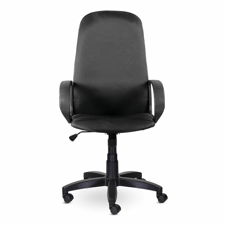 "BRABIX office chair ""Praktik EX-279"", JP/skin fabric, gray"