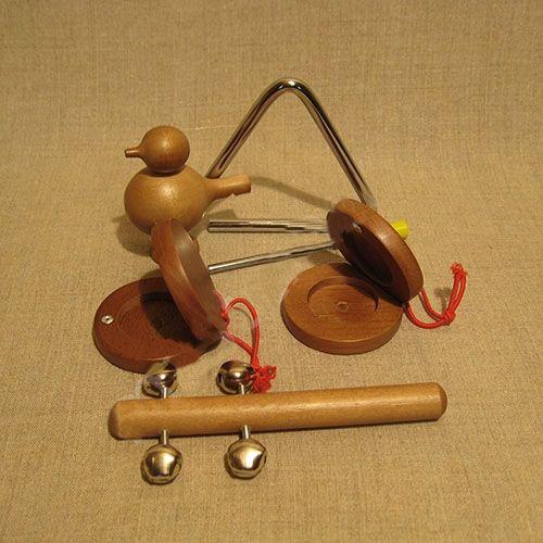 """Workshop Serebrov / Set """"Bells"""""""