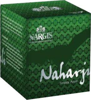 Nargis tea black high-mountain leaf - India, 100 gr.