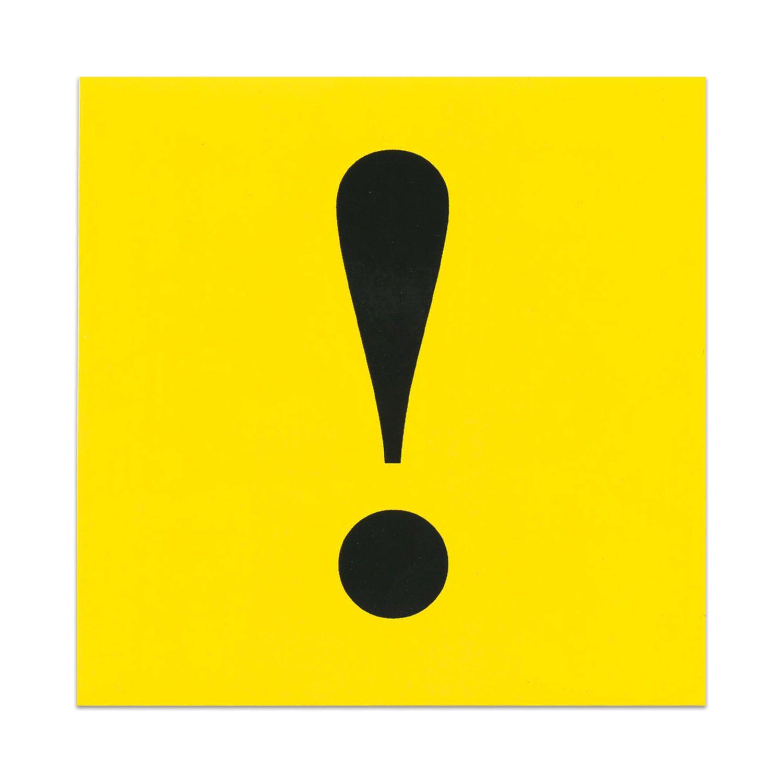 """Automobile sign """"Novice driver"""", square 150x150 mm, self-adhesive, euro suspension"""